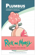 Дневник Rick and Morty: Plumbus
