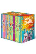 Roald Dahl Collection 16 Fantastic Stories