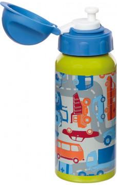Детска Бутилка - Traffic 400 ml