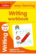 Writing. Ages 3-5 Workbook - Collins Easy Learning Preschool