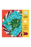 Хартия за оригами Djeco