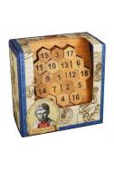 Дървен 3D пъзел Professor Puzzle - Цифрите на Аристотел