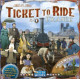 Ticket to Ride - France & Old West - разширение