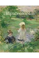 Календар Impressionisten 2020