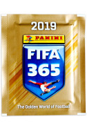 Fifa 365 - 2019 - 5 бр. стикери