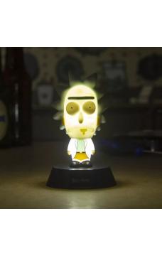 Светеща фигурка Rick&Morty - Rick