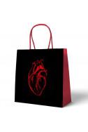 Подаръчна торбичка - Анатомично сърце