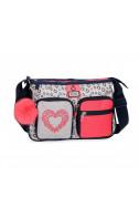 Чанта с дълга дръжка Enso - Heart