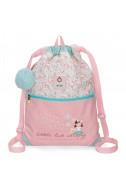 Торба за спорт с цип Enso - Secret Garden