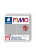 Глина Staedtler Fimo Leather - Pigeon Gray nr. 809, 57 г
