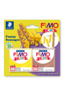 Глина Staedtler Fimo Kids Funny - Sausages