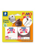 Глина Staedtler Fimo Kids Funny - Papers