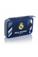 Ученически несесер с два ципа Astra - Real Madrid (пълен)