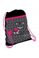 Торба за спорт Belmil - I love Cat