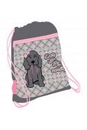 Торба за спорт Belmil - I love Dog