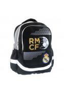 Ергономична раница с две отделения Real Madrid Black
