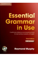 Essential Grammar in Use + CD