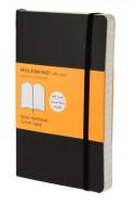 Ruled Soft Notebook - Pocket
