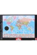 World Map - 1500