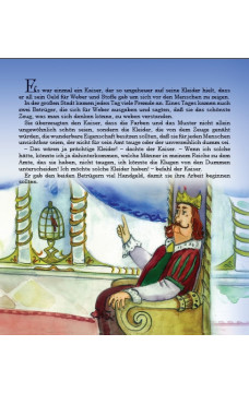 Новите дрехи на краля. Des Kaisers neue Kleider