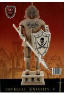 Имперски рицар 5 - 74 части