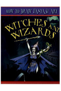 How to Draw Fantasy Art - Witches and Wizards