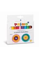 Пластелин Primo - 10 цвята