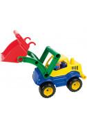 Детска играчка Lena -  Цветна фадрома