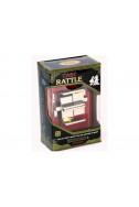 Cast Puzzle Rattle - level 4