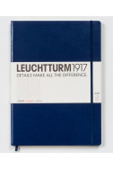 Бележник Leuchtturm 1917 Medium, Ruled, Navy 342922