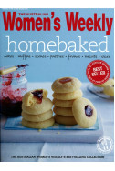 Homebaked - cakes, muffins, scones, pastries, friands, biscuits and slices