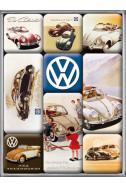 Комплект магнити VW
