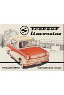 Магнит Trabant Limousine