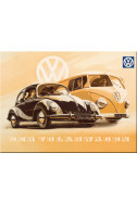 Магнит Der Volkswagen