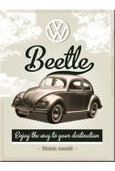 Магнит VW Beetle
