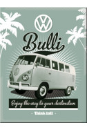 Магнит VW Bulli