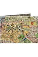 Портмоне Slim Wallet 5 Sofia Map