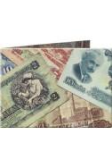 Портмоне Slim Wallet 7 BG Money