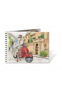 Портмоне Slim Wallet 16 Italy