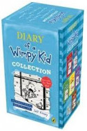 Diary of a Wimpy Kid Collection - 1-7