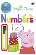 Practise with Peppa: Wipe-Clean Numbers