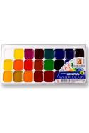 Акварелни бои Класика Луч - 24 цвята