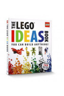 The LEGO Ideas Book: You Can Build Anything!