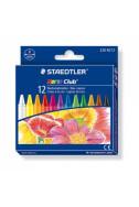 Пастели Staedtler Noris Club 220 - 12 цвята