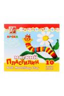 Пластилин Кроха Луч - 10 цвята