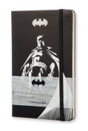 Бележник Moleskine Batman Limited Edition - plain
