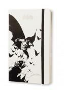 Бележник Moleskine Batman Limited Edition - ruled