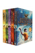 Percy Jackson: Ultimate Collection