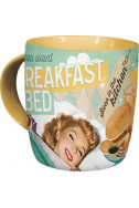Чаша If You Want Breakfast In Bed