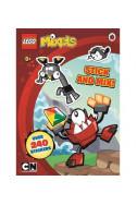 LEGO Mixels: Stick and Mix Sticker Activity Book